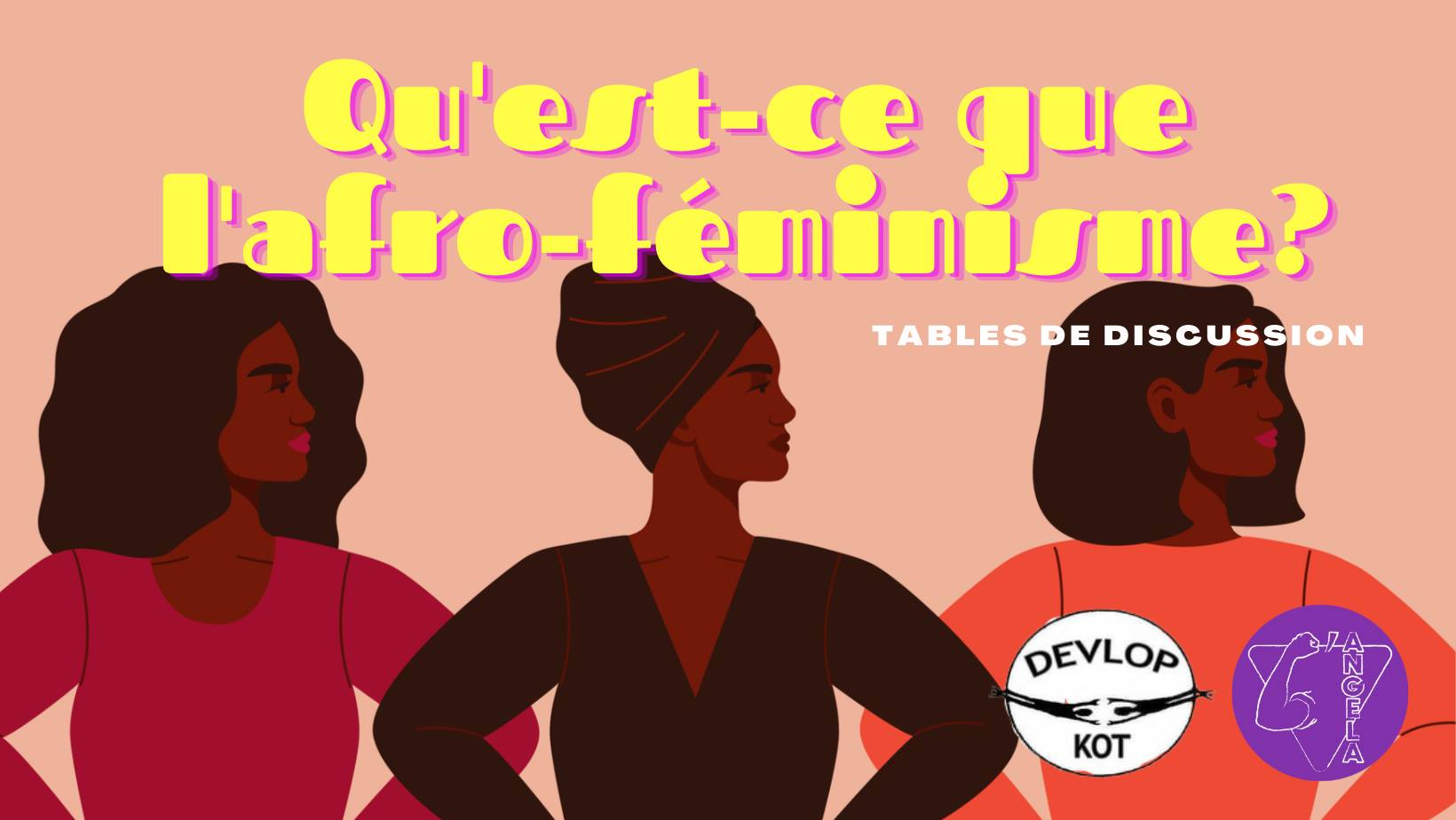 Afroféminisme : tables de conversation